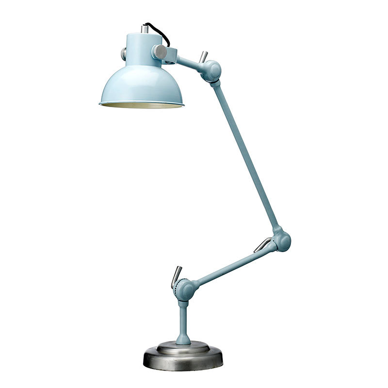 Bloomingville schreibtischlampe blau online kaufen emil for Bloomingville kinder