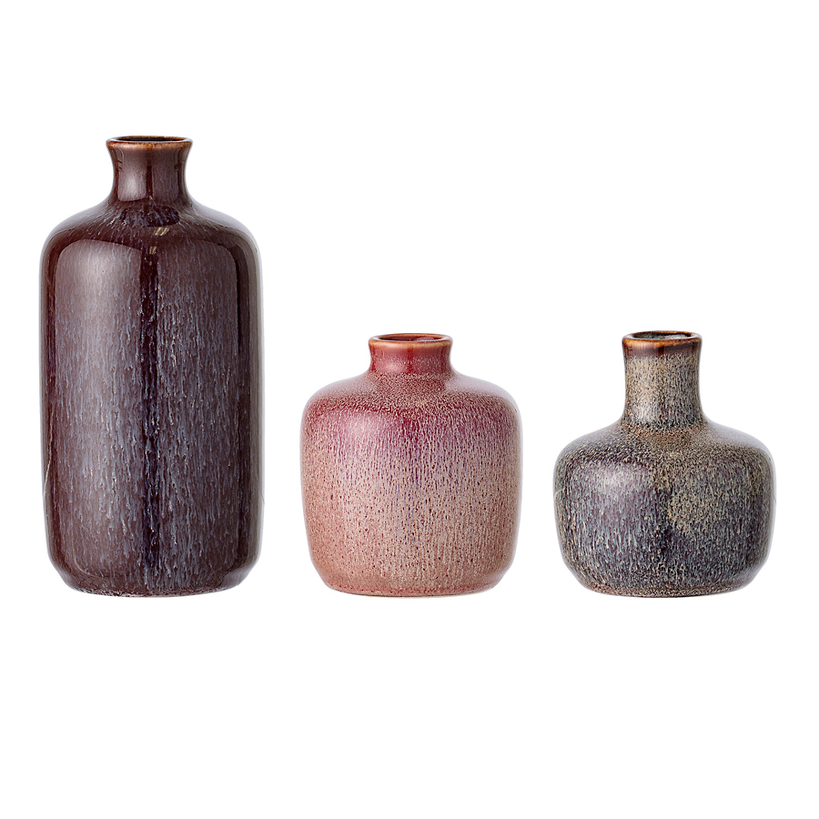 bloomingville vase 3er set online kaufen emil paula. Black Bedroom Furniture Sets. Home Design Ideas