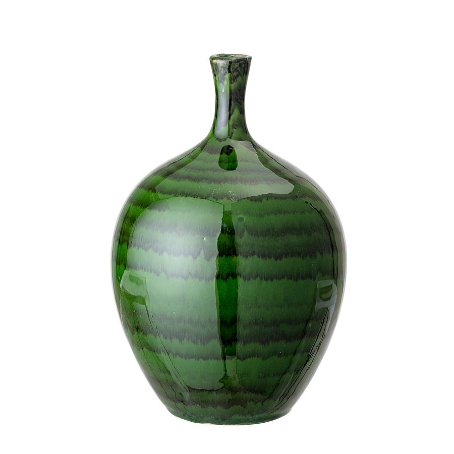 Bloomingville Vase Green 20,20 cm