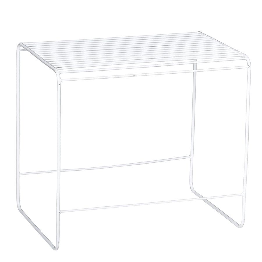 bloomingville beistelltisch matte white online kaufen emil paula. Black Bedroom Furniture Sets. Home Design Ideas