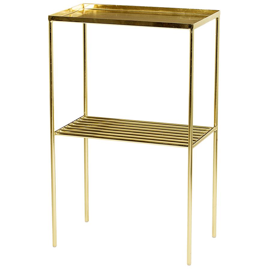bloomingville beistelltisch gold online kaufen emil paula. Black Bedroom Furniture Sets. Home Design Ideas