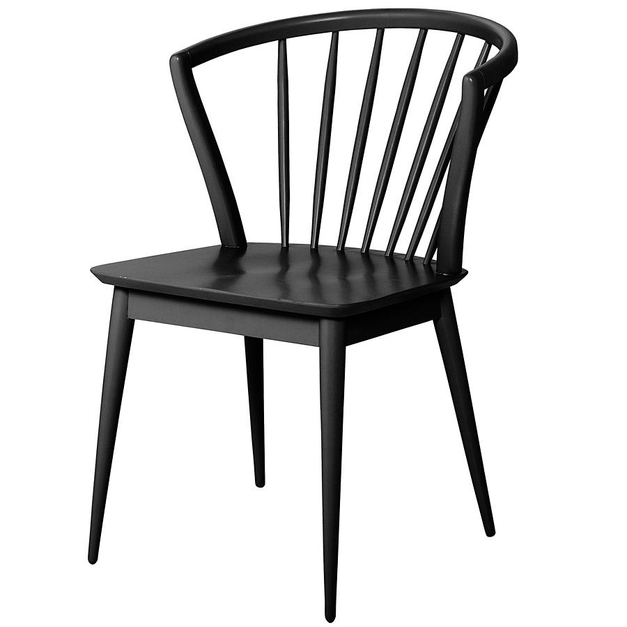 bloomingville stuhl laura black online kaufen emil paula. Black Bedroom Furniture Sets. Home Design Ideas