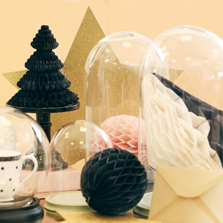 miss toile kleine glasglocke black online kaufen emil paula. Black Bedroom Furniture Sets. Home Design Ideas