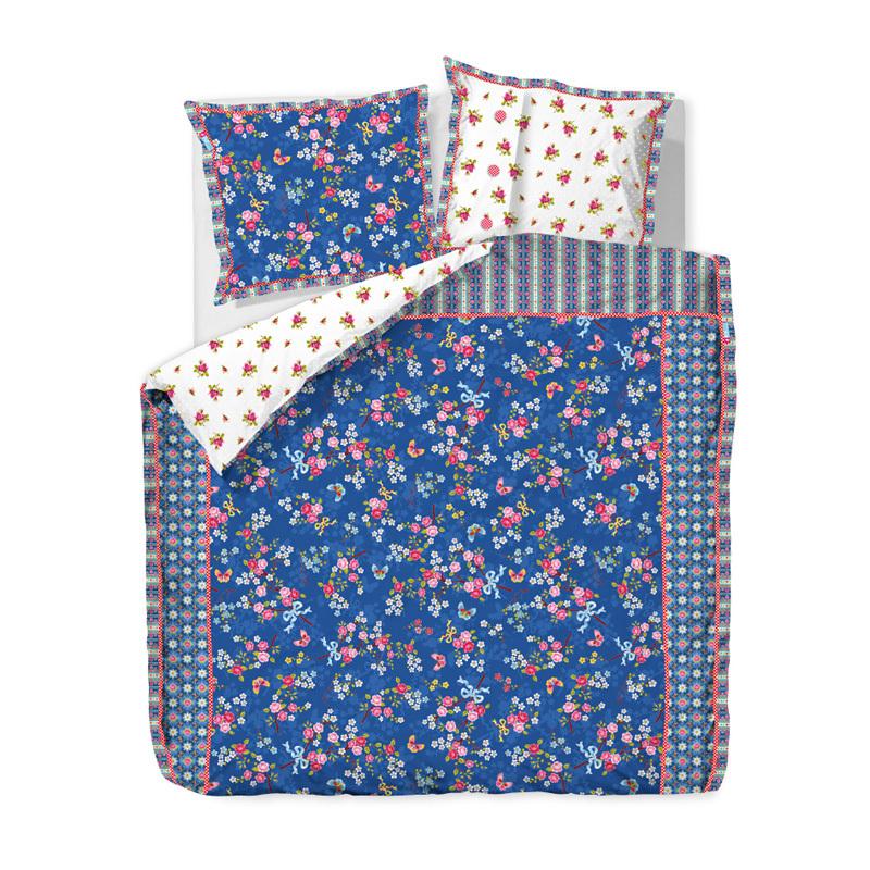 pip studio bettw sche chinese blossom cobalt online kaufen. Black Bedroom Furniture Sets. Home Design Ideas