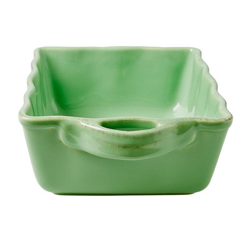 rice kleine keramik ofenform soft green online kaufen emil paula. Black Bedroom Furniture Sets. Home Design Ideas