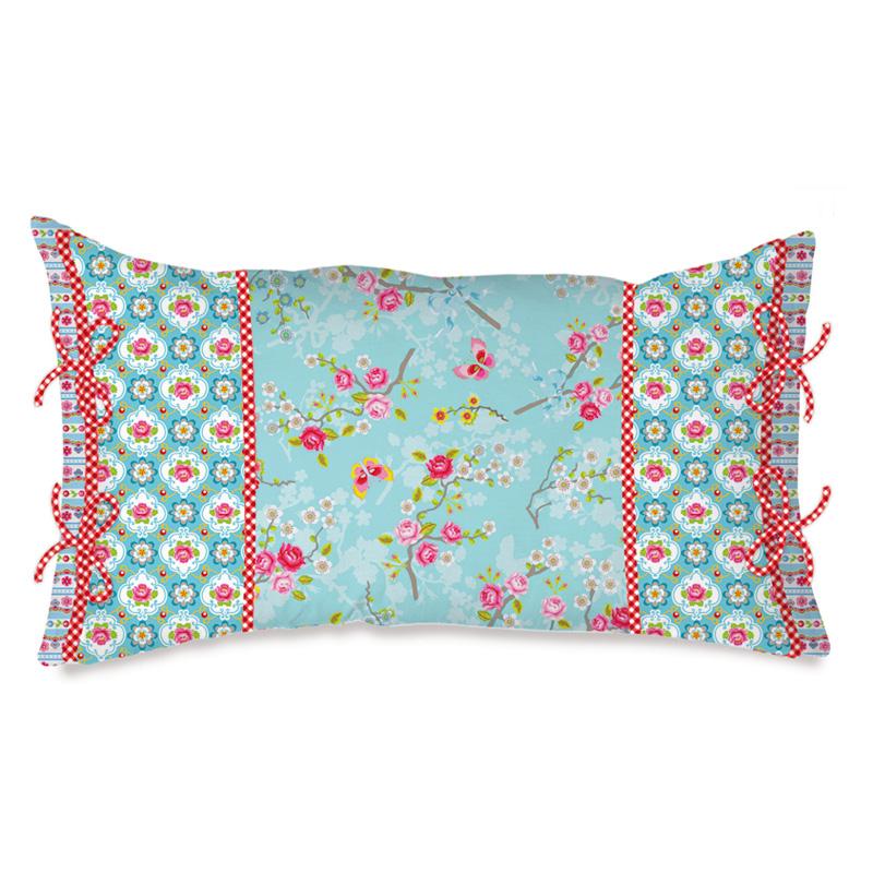 pip studio kissen chinese blossom blue 35 x 60 online. Black Bedroom Furniture Sets. Home Design Ideas