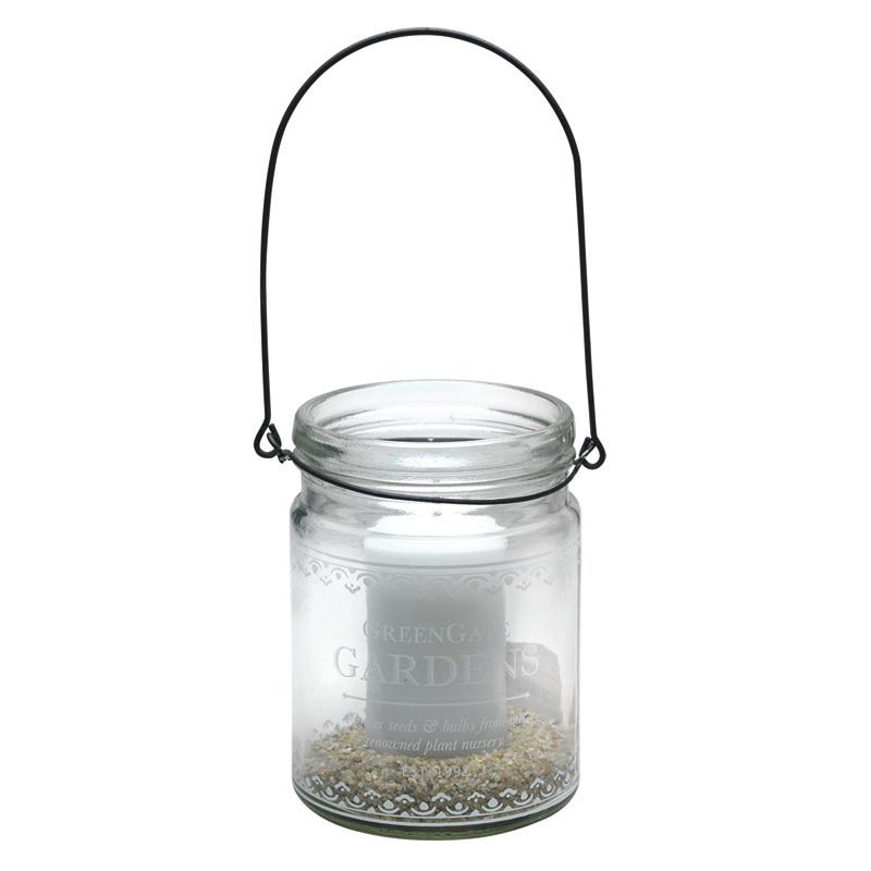 emil paula greengate glas windlicht garten online kaufen. Black Bedroom Furniture Sets. Home Design Ideas
