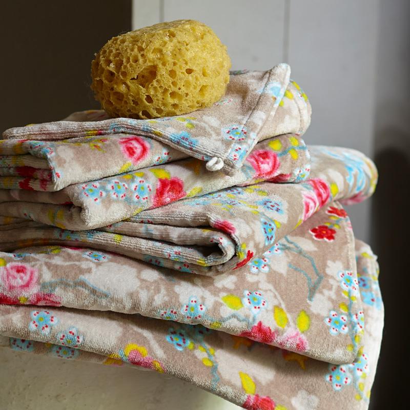 pip studio handt cher chinese blossom khaki online kaufen emil paula. Black Bedroom Furniture Sets. Home Design Ideas