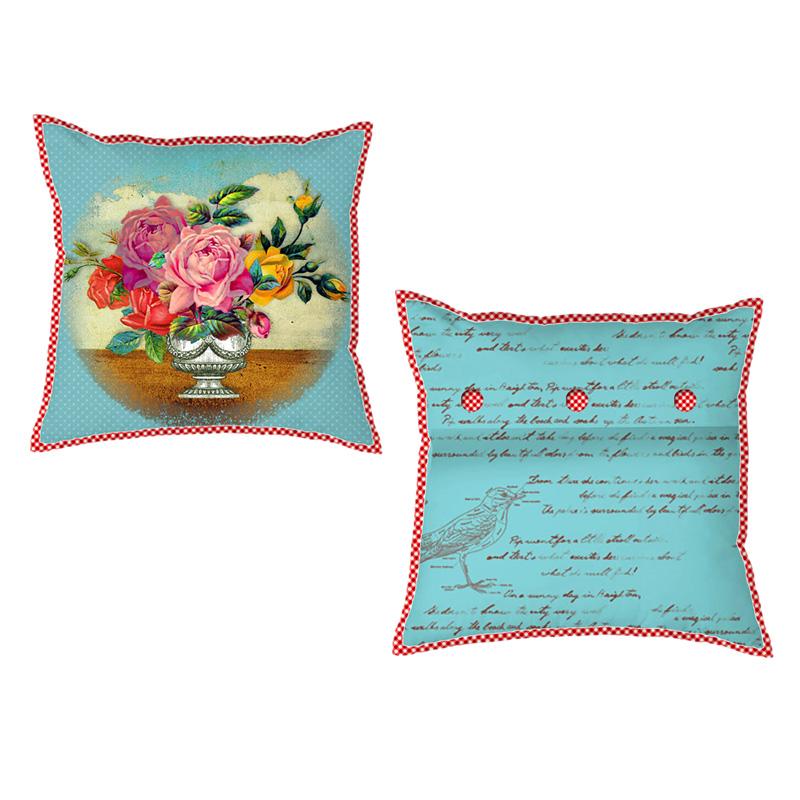 pip studio kissen remember brighton green 45 x 45 online. Black Bedroom Furniture Sets. Home Design Ideas