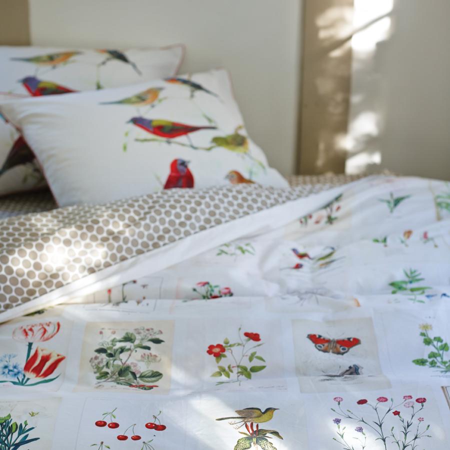 pip studio bettw sche botanical paper white online kaufen. Black Bedroom Furniture Sets. Home Design Ideas