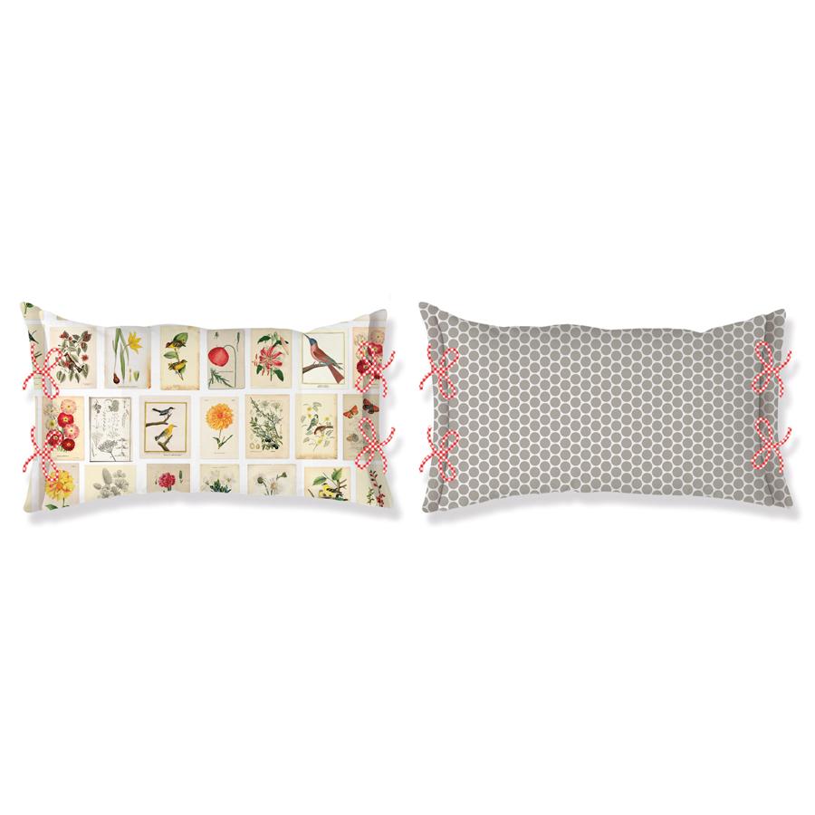 pip studio kissen botanical paper white 35 x 60 online. Black Bedroom Furniture Sets. Home Design Ideas