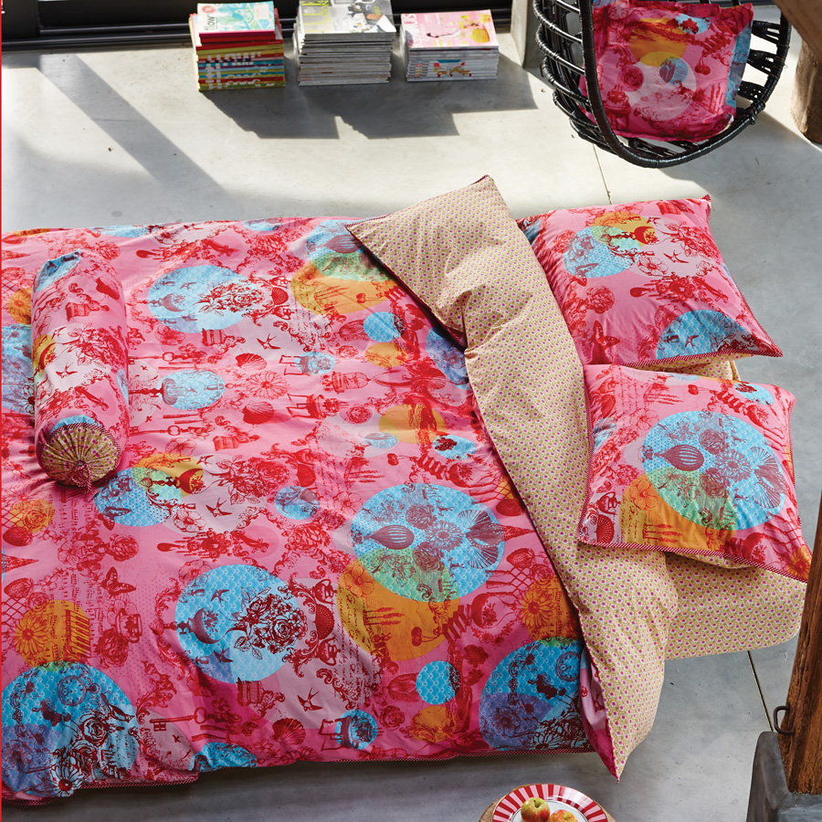 pip studio bettw sche le histoire de pip pink online. Black Bedroom Furniture Sets. Home Design Ideas