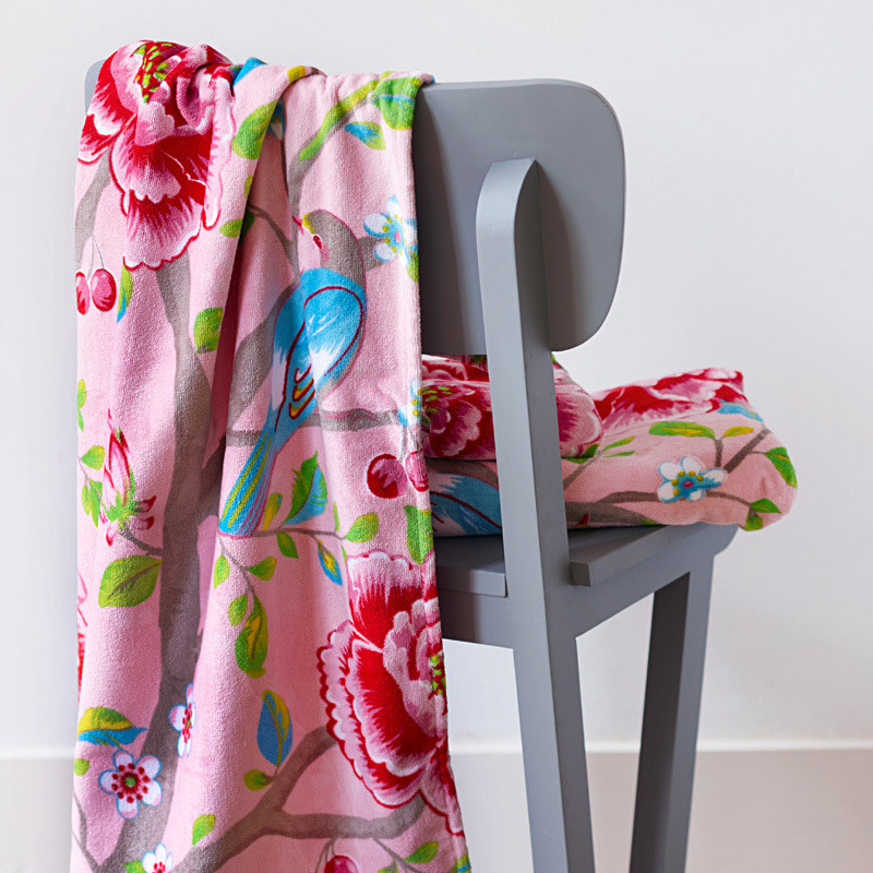 pip studio handt cher morning glory pink online kaufen emil paula. Black Bedroom Furniture Sets. Home Design Ideas