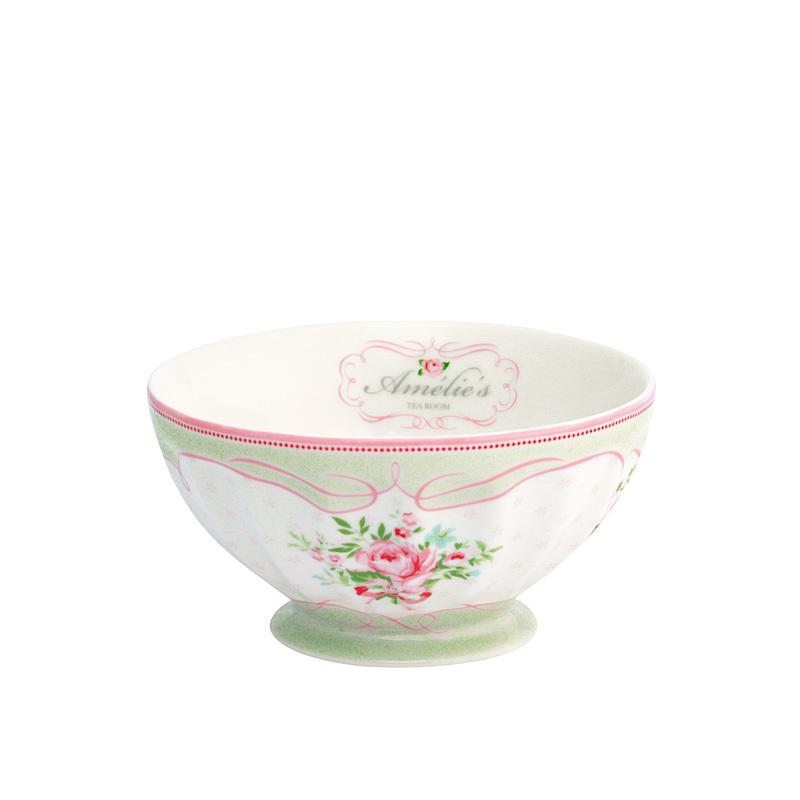greengate porzellan french bowl schale amelie white extra. Black Bedroom Furniture Sets. Home Design Ideas
