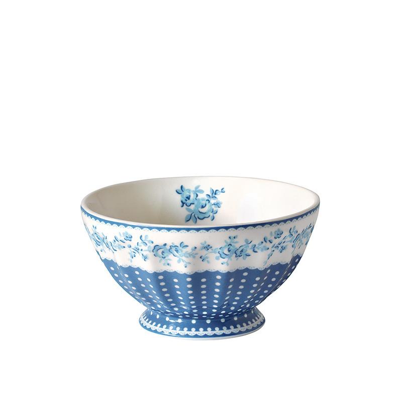 greengate porzellan french bowl schale audrey indigo extra. Black Bedroom Furniture Sets. Home Design Ideas