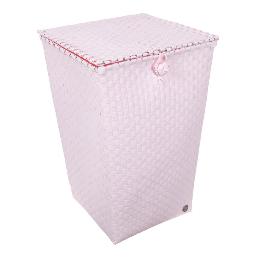 handed by w schekorb mit deckel venice powder pink online. Black Bedroom Furniture Sets. Home Design Ideas