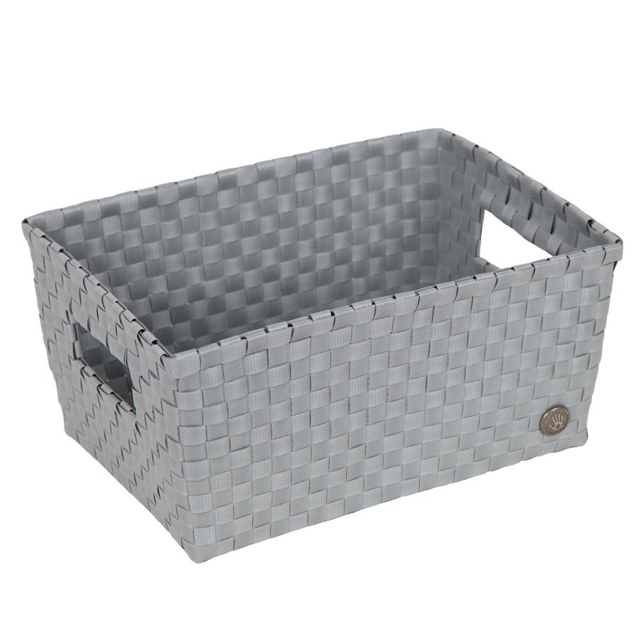 handed by bibbona korb flint grey online kaufen emil paula. Black Bedroom Furniture Sets. Home Design Ideas