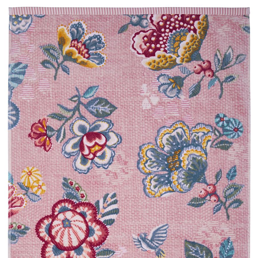 pip studio handt cher berry bird pink waschhandschuh 16 x 22 cm online kaufen emil paula. Black Bedroom Furniture Sets. Home Design Ideas