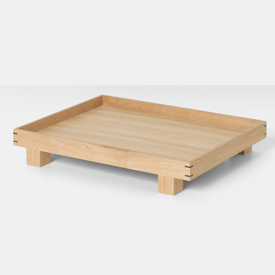 Ferm Living Tablett Holz Bon Oak S Online Kaufen Emil Paula