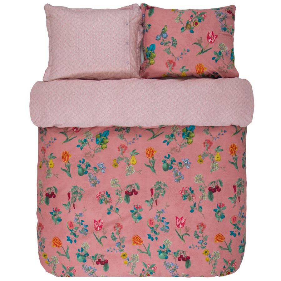 pip studio bettw sche cherry pip pink online kaufen emil. Black Bedroom Furniture Sets. Home Design Ideas