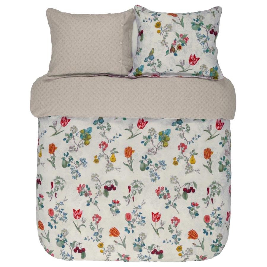 pip studio bettw sche cherry pip star white online kaufen. Black Bedroom Furniture Sets. Home Design Ideas