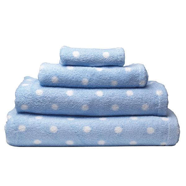 cath kidston handt cher large spot blue online kaufen emil paula. Black Bedroom Furniture Sets. Home Design Ideas