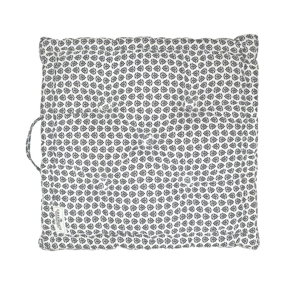 greengate sitzkissen ashley dark grey 50x50 online kaufen emil paula. Black Bedroom Furniture Sets. Home Design Ideas