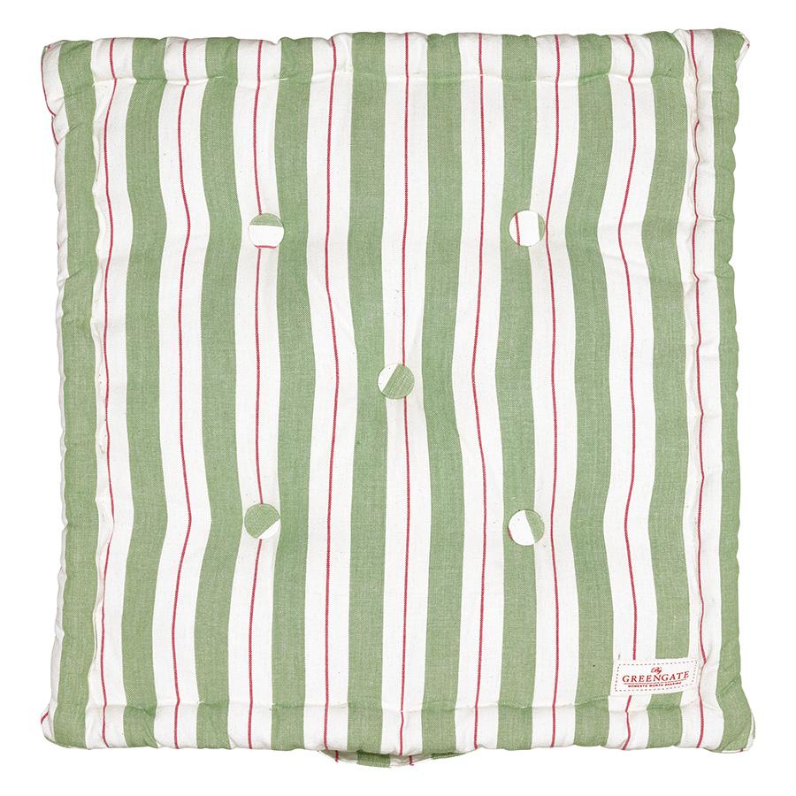 greengate box kissen elinor green online kaufen emil paula. Black Bedroom Furniture Sets. Home Design Ideas