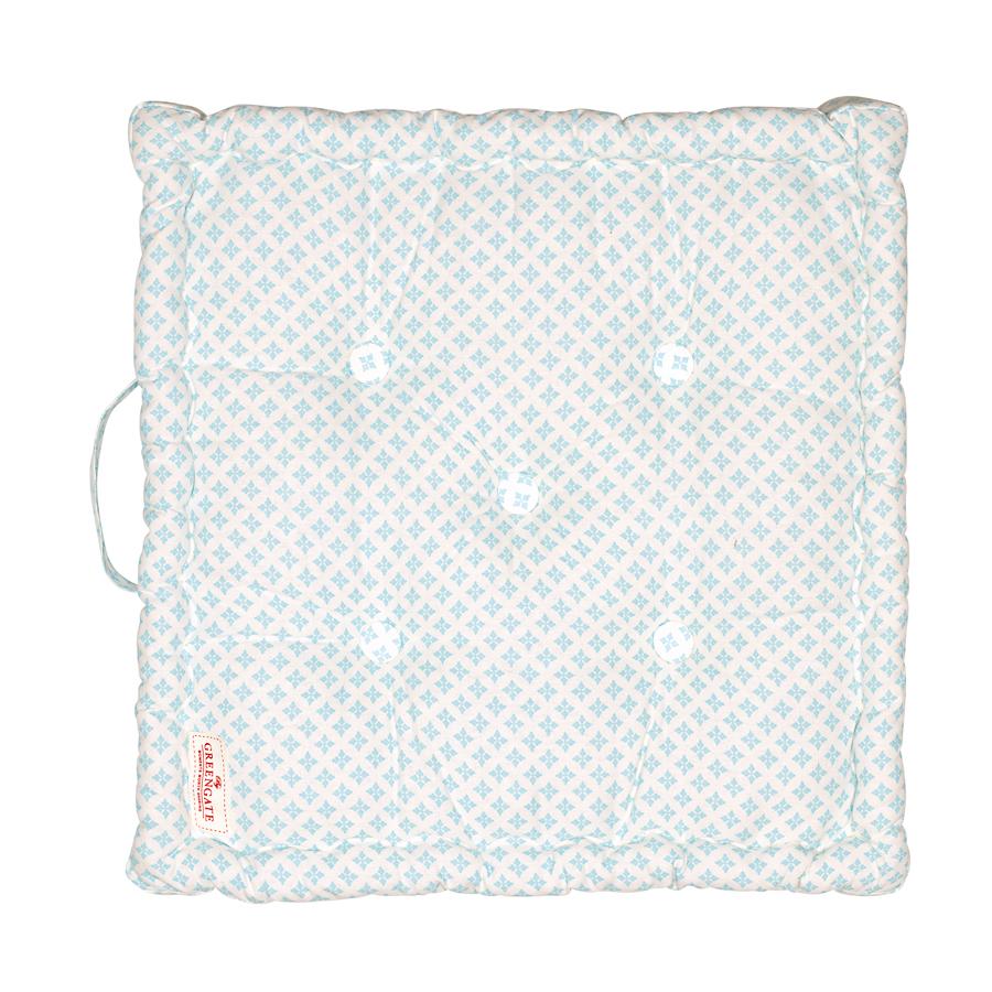 greengate sitzkissen sasha blue 50x50 online kaufen emil paula. Black Bedroom Furniture Sets. Home Design Ideas