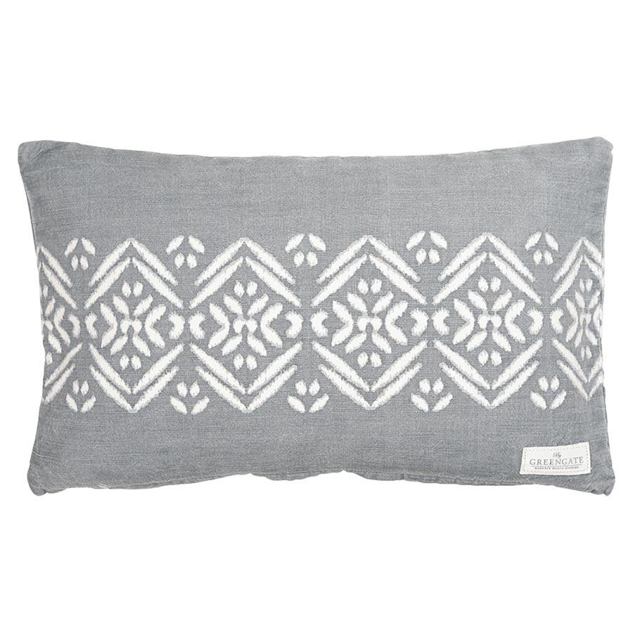 greengate kissenh lle kaya grey 30x50 online kaufen emil paula. Black Bedroom Furniture Sets. Home Design Ideas