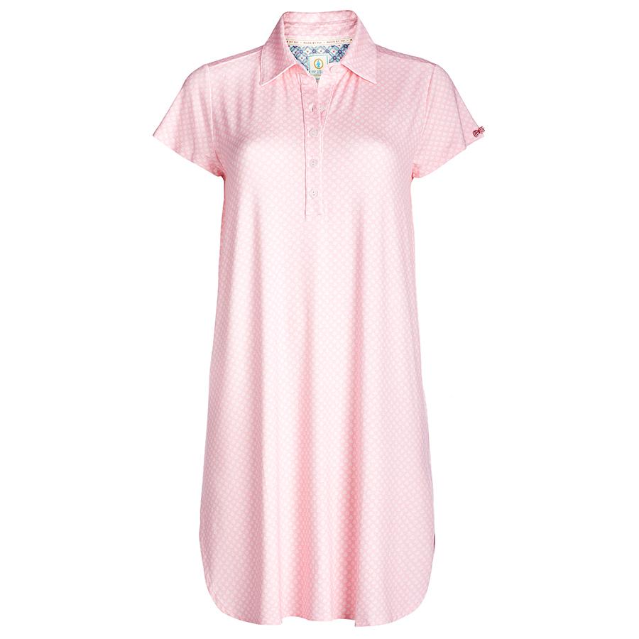 pip studio nachthemd dorothee leaf me pink s online kaufen emil paula. Black Bedroom Furniture Sets. Home Design Ideas