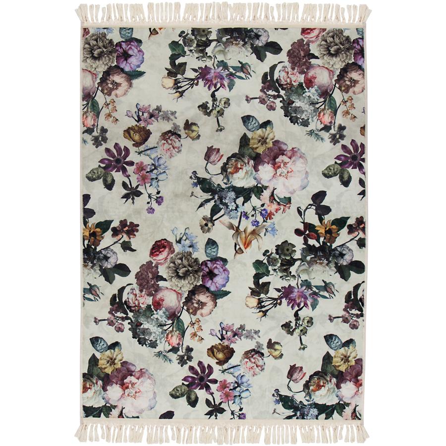 Essenza Teppich Fleur Ecru 120 x 180 cm online kaufen