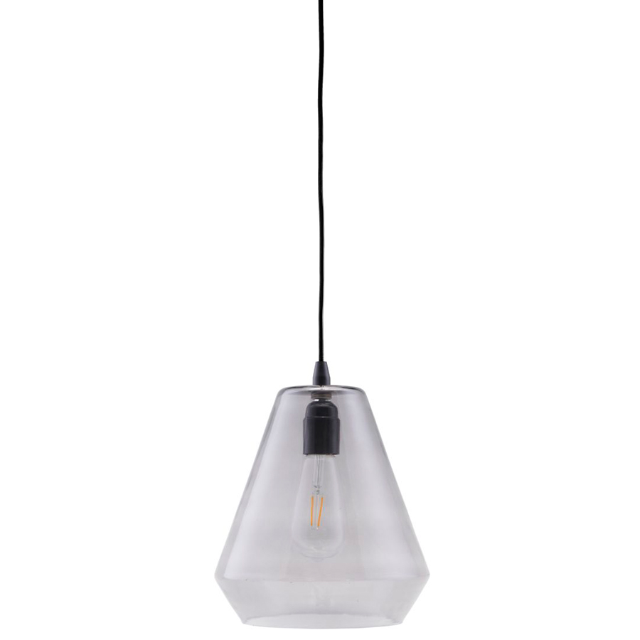 house doctor deckenlampe hood grau online kaufen emil paula. Black Bedroom Furniture Sets. Home Design Ideas