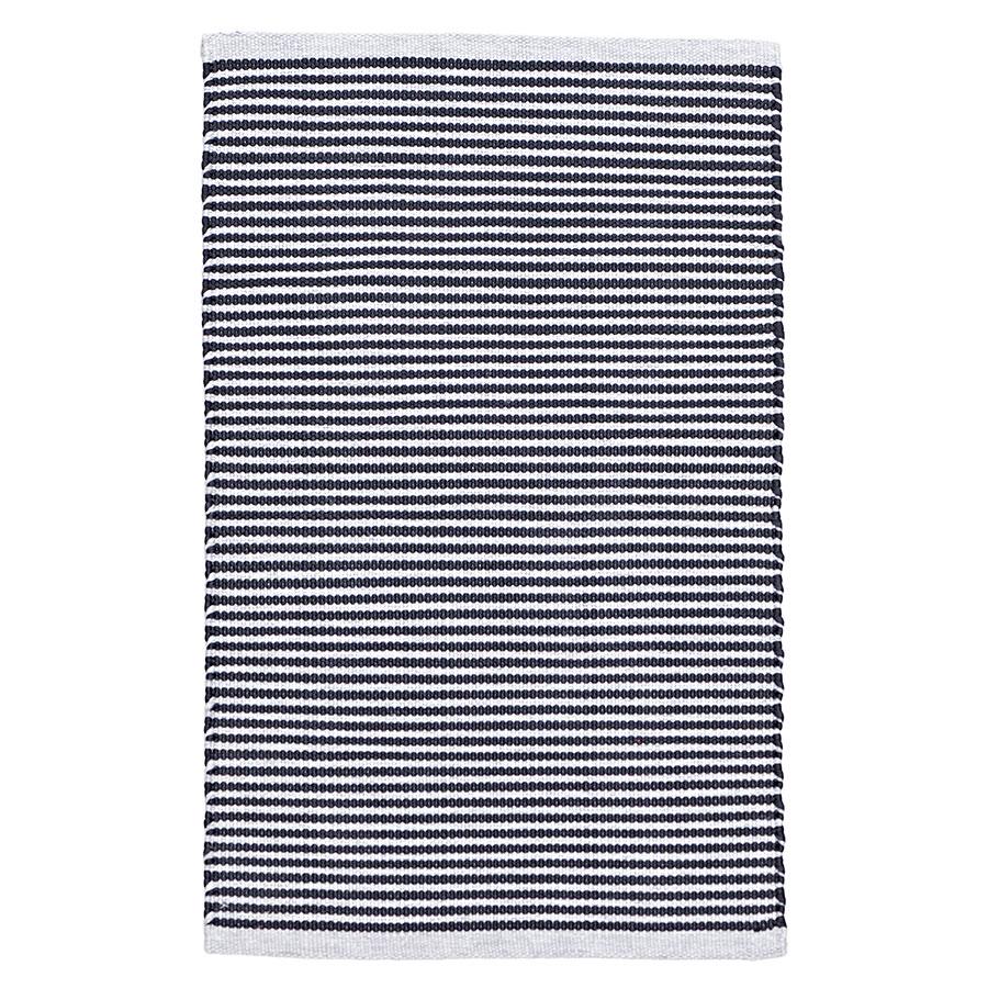 house doctor teppich function schwarz grau 60 x 90 cm online kaufen emil paula. Black Bedroom Furniture Sets. Home Design Ideas