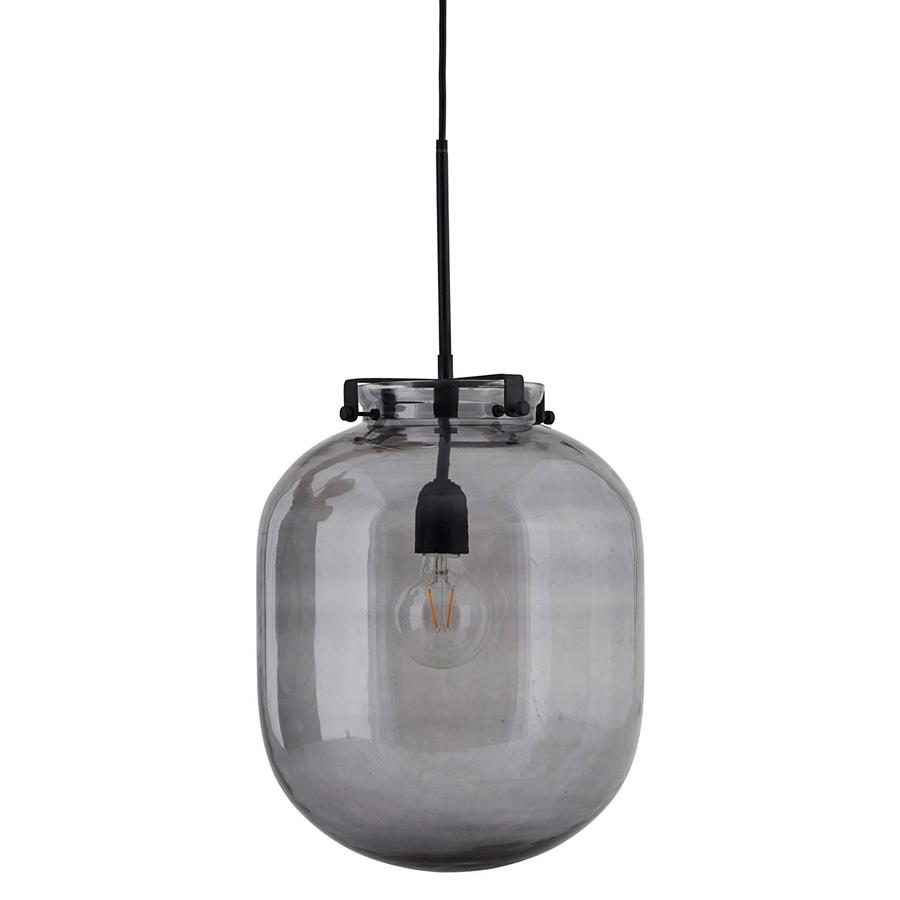 Ungdommelig House Doctor Lampe Ball Grau online kaufen | Emil & Paula VA-54