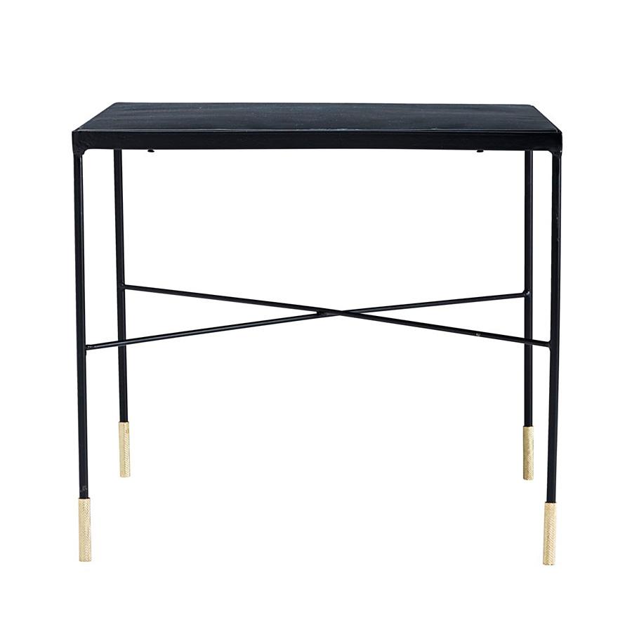 house doctor tisch ox grey iron mittel online kaufen emil paula. Black Bedroom Furniture Sets. Home Design Ideas