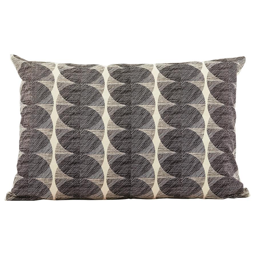 house doctor kissenbezug circle 60 x 40 cm online kaufen emil paula. Black Bedroom Furniture Sets. Home Design Ideas