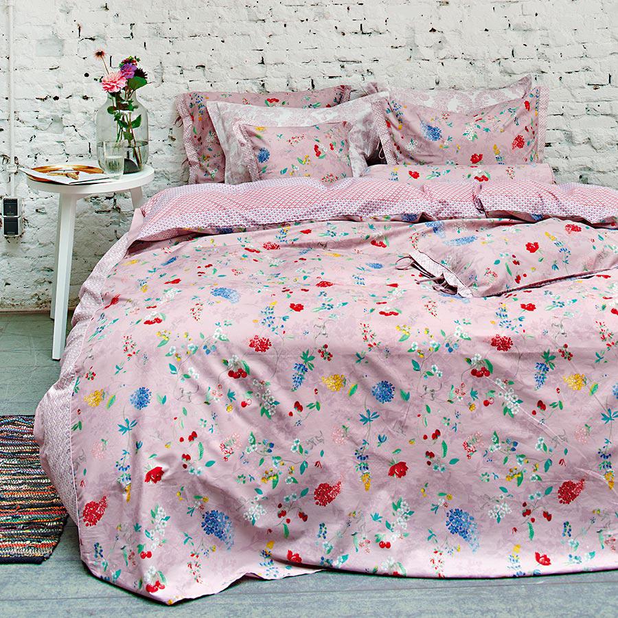pip studio bettw sche hummingbirds lilac bettbezug 135 x. Black Bedroom Furniture Sets. Home Design Ideas