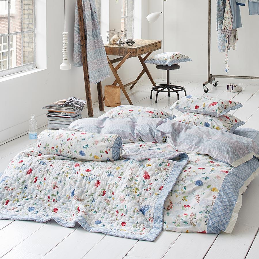 pip studio bettw sche hummingbirds star white bettbezug. Black Bedroom Furniture Sets. Home Design Ideas