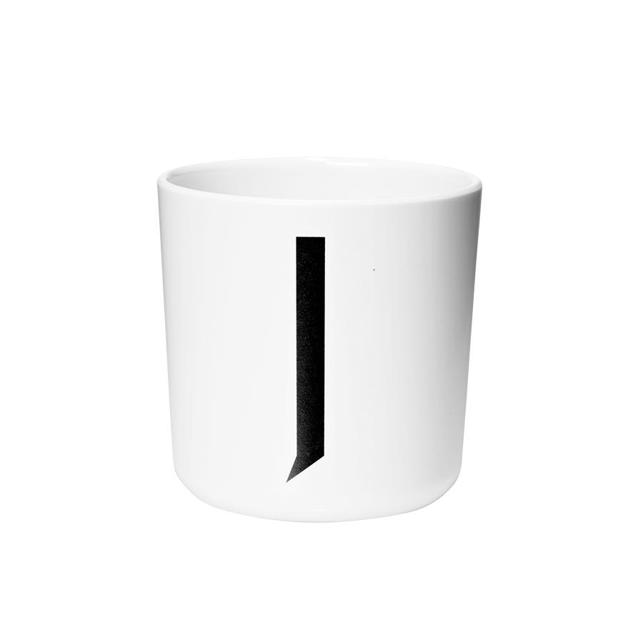 design letters melamin becher j online kaufen emil paula. Black Bedroom Furniture Sets. Home Design Ideas