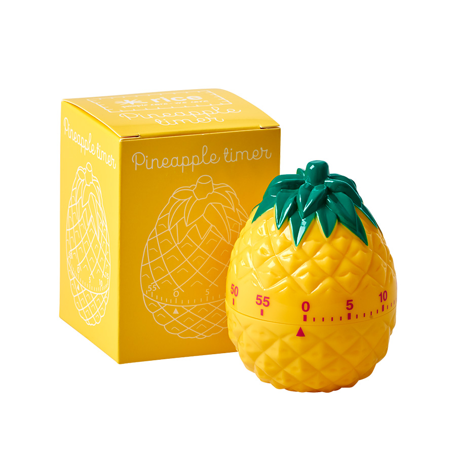 Rice Küchentimer Eieruhr Ananas online kaufen   Emil & Paula