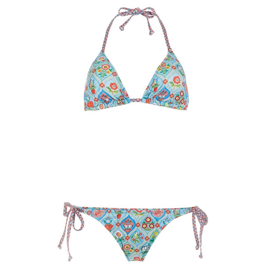 pip studio bikini set lola fairy tiles turquoise online. Black Bedroom Furniture Sets. Home Design Ideas