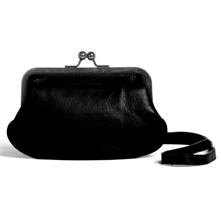 Bemerkenswert Büffelleder Stuhl Galerie Von Sticks And Stones Malaga Purse Black Washed