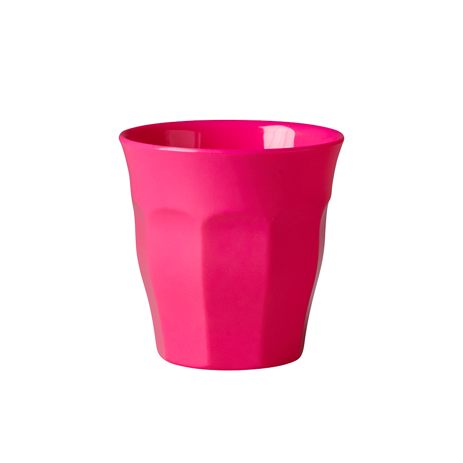rice melamin becher neon pink online kaufen emil paula. Black Bedroom Furniture Sets. Home Design Ideas