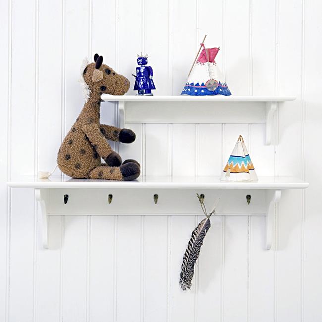 Oliver Furniture Wandregal Weiß 60 cm online kaufen | Emil & Paula