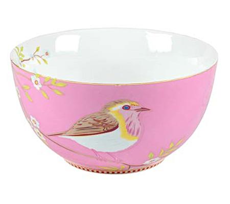 pip studio schale gro early bird pink online kaufen emil paula. Black Bedroom Furniture Sets. Home Design Ideas