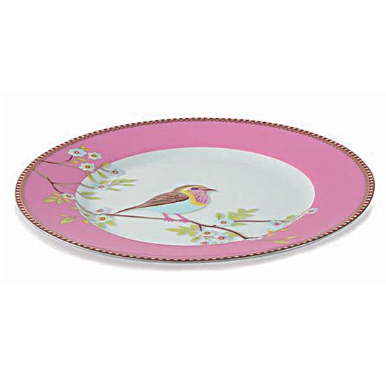 pip studio teller early bird pink online kaufen emil paula. Black Bedroom Furniture Sets. Home Design Ideas