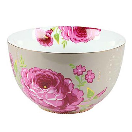 Pip studio salad bowl khaki acheter en ligne emil paula - Acheter vaisselle pip studio ...