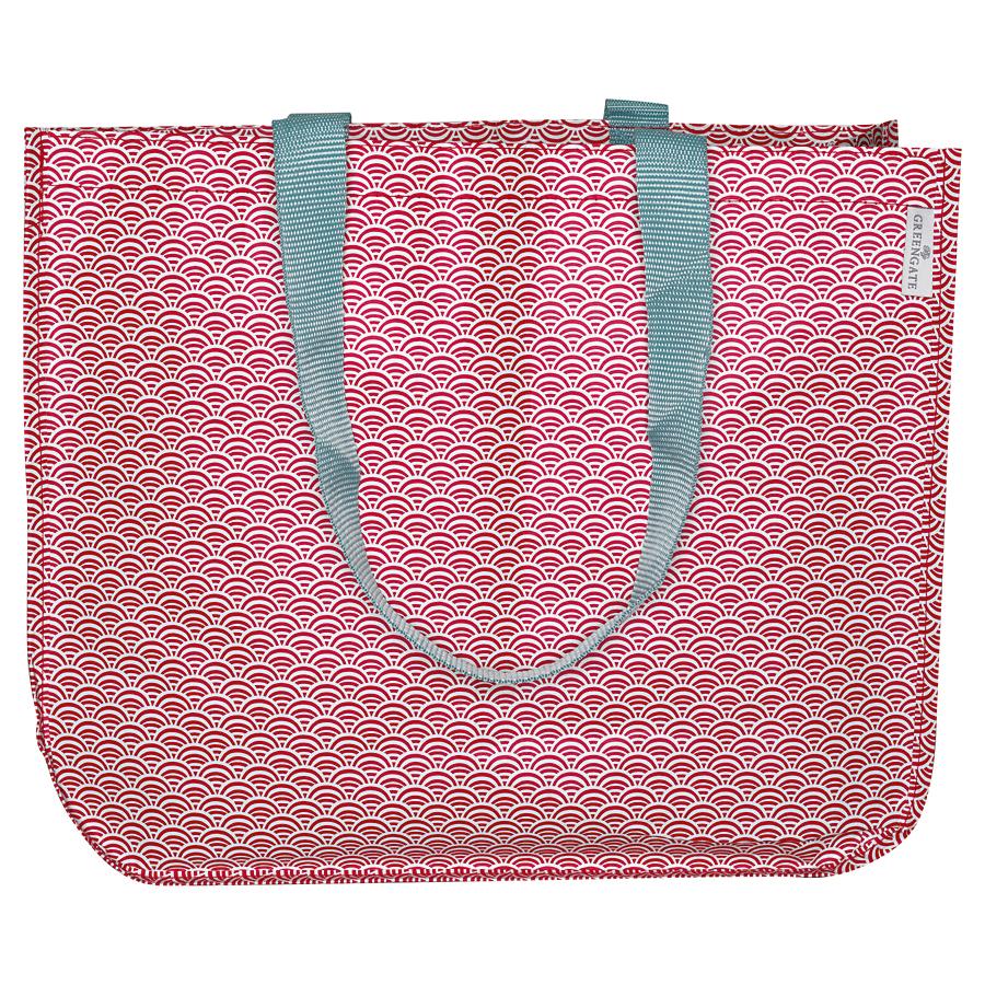 GreenGate Shopper Tasche Nancy Red • online kaufen   Emil & Paula