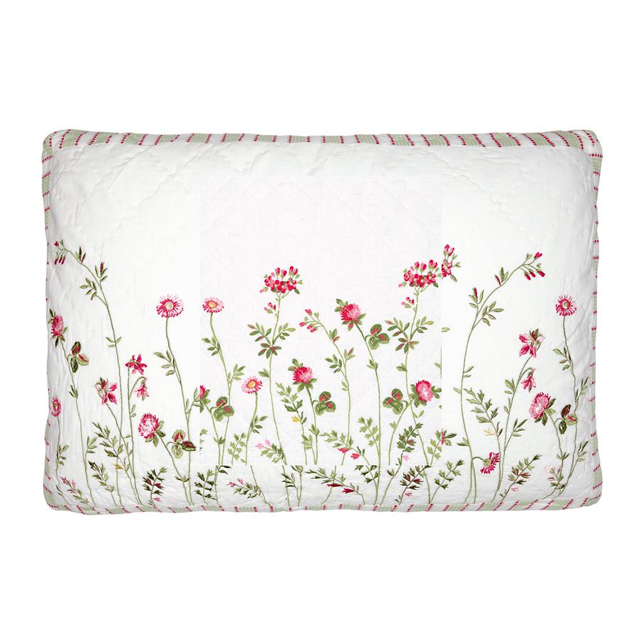 greengate kissenh lle camille white embroidery 40x60 online kaufen emil paula. Black Bedroom Furniture Sets. Home Design Ideas